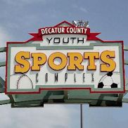 photo of the sign at the Decatur County Youth Sports Complex